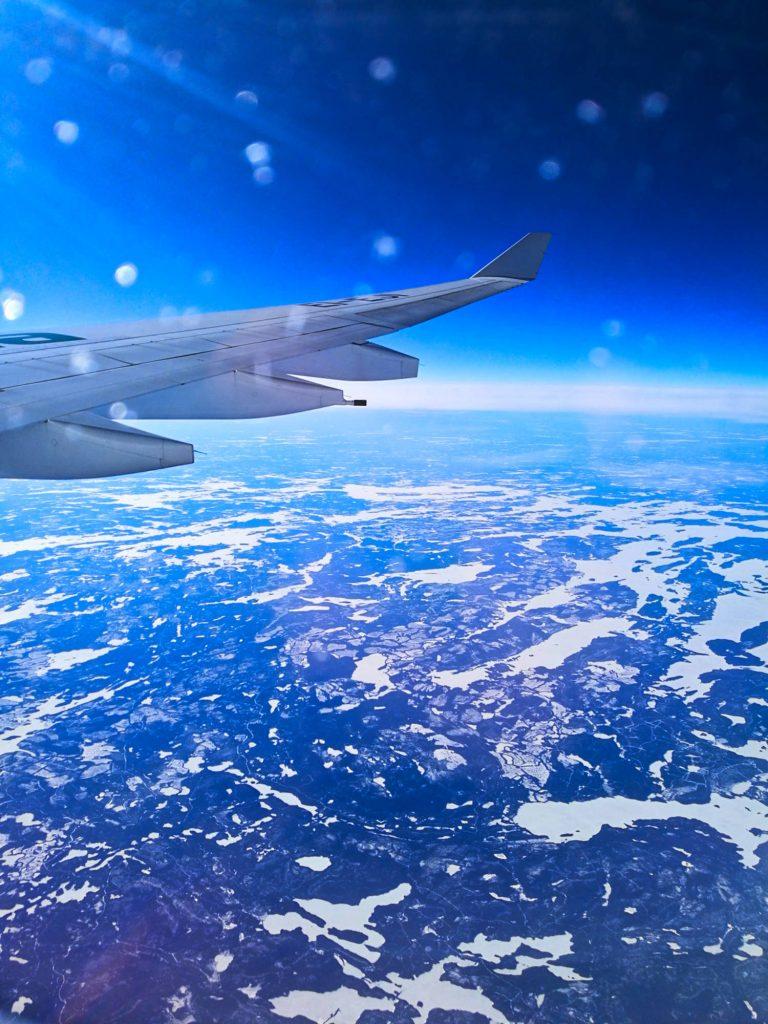 Vista Aereo Canada