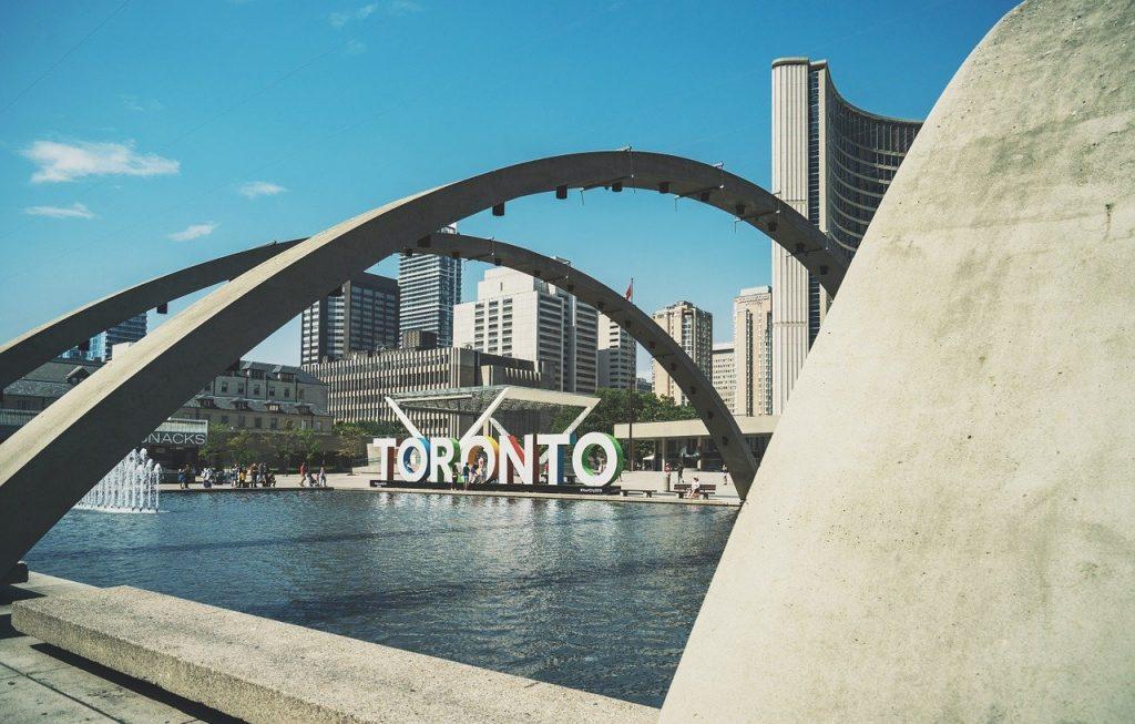 Toronto simoblo