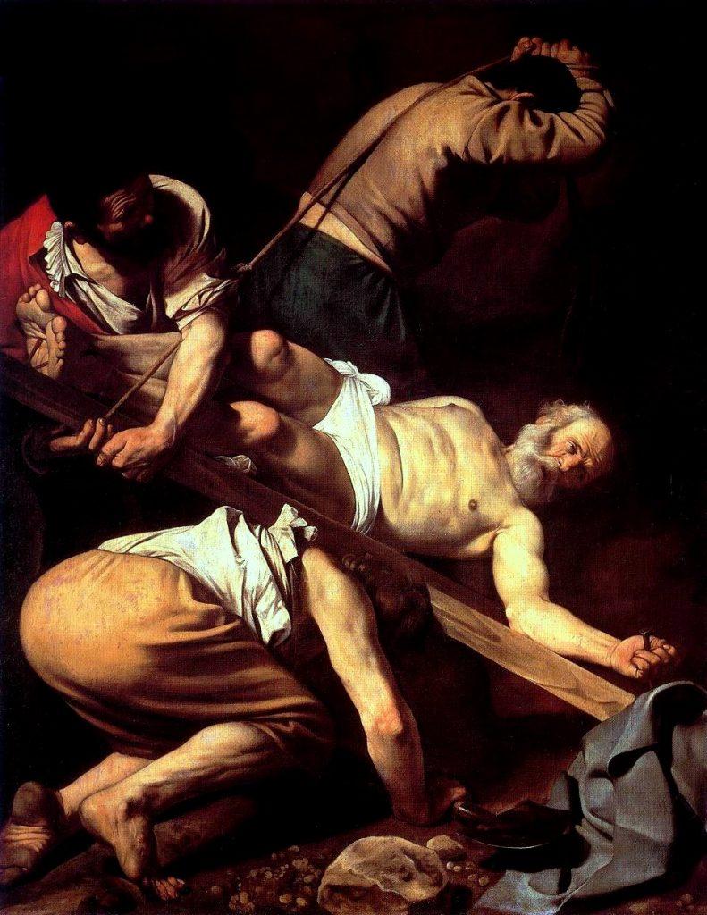 Crocifissione San Pietro
