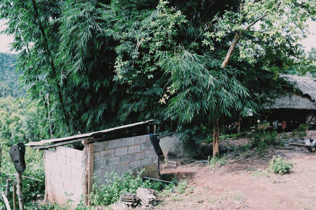 bagno villaggio karen