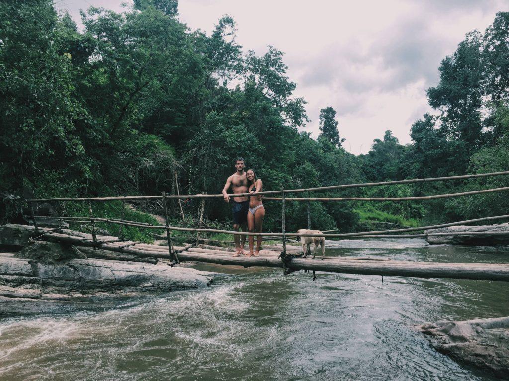 ponte nella giungla