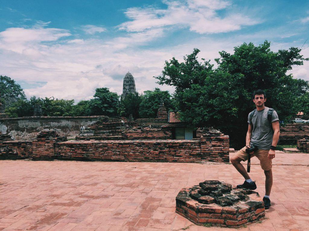 rovine ayutthaya