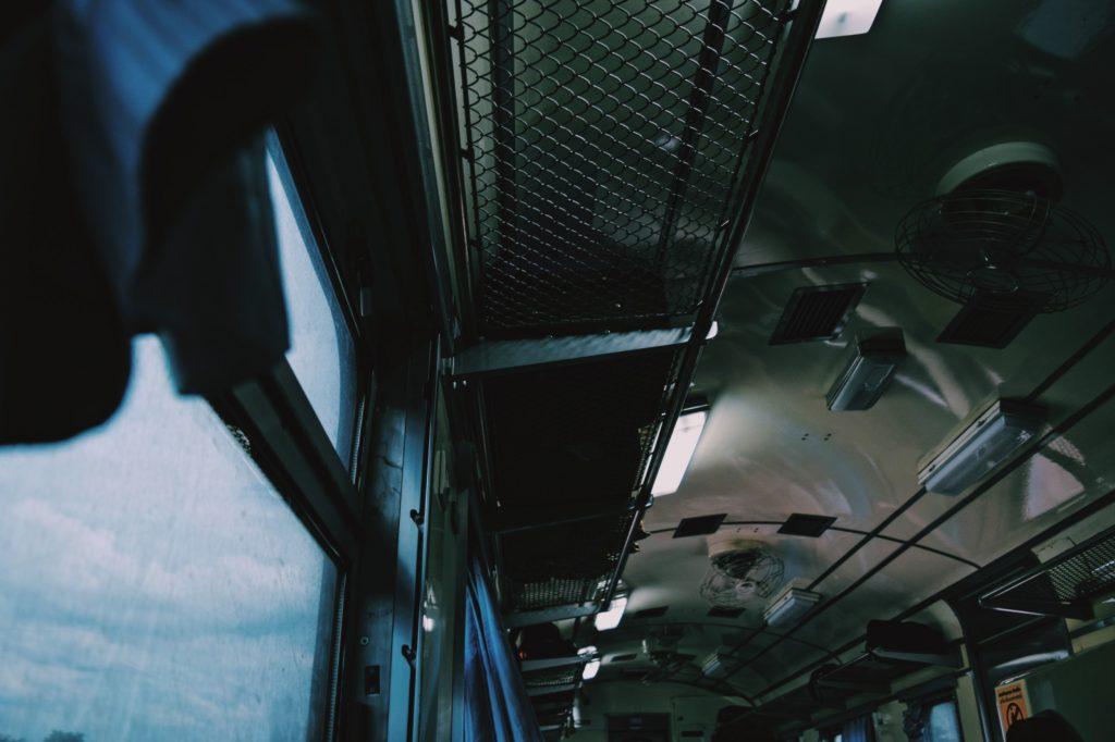 treno da bangkok ad ayutthaya