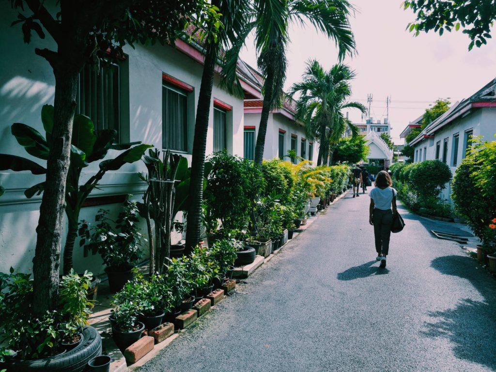 Itinerario Thailandia